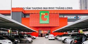 Cắt cỏ – Phát quang – BigC Thăng Long