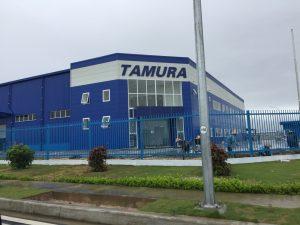 Tổng vệ sinh sau xây dựng – Nhà máy TAMURA