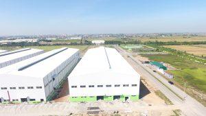 Vệ sinh Công nghiệp sau xây dựng – Nhà máy Welco Hải Dương